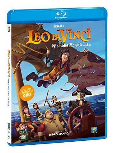 Leo Da Vinci - Missione Monna Lisa [Italia] [Blu-ray]