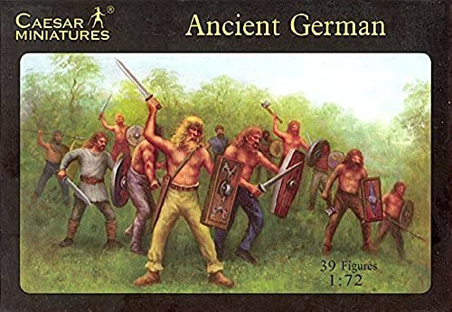 precios ultra bajos 1 1 1 72 Scale Ancient Germans by Caesar Miniatures  Más asequible