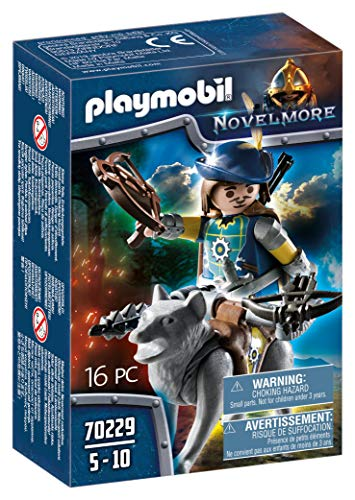 PLAYMOBIL - Novelmore Ballestero Lobo, niños