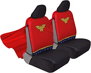 Best wonder woman seat covers for cars Reviews