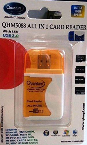 QUANTUM QHM5088 Memory Card Reader