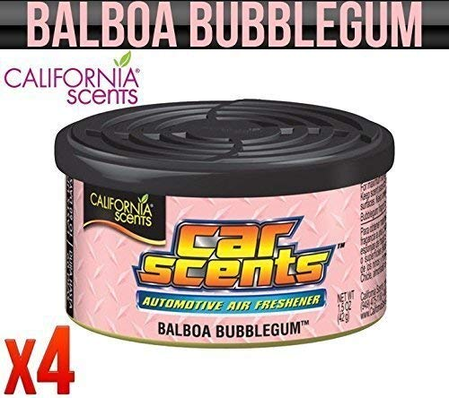 Ambientador California Car Scents para coche