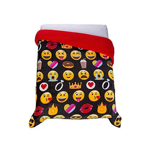Edredón Emojis  marca Colchas Concord