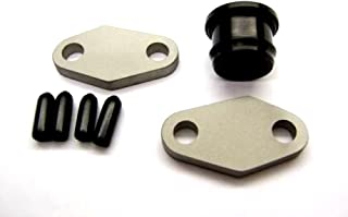 Parts for Honda XR650L & 93-18 Years SMOG Blockoff Plates NX650 FMX650 GB500 1993-2018 - Skroutz Deals