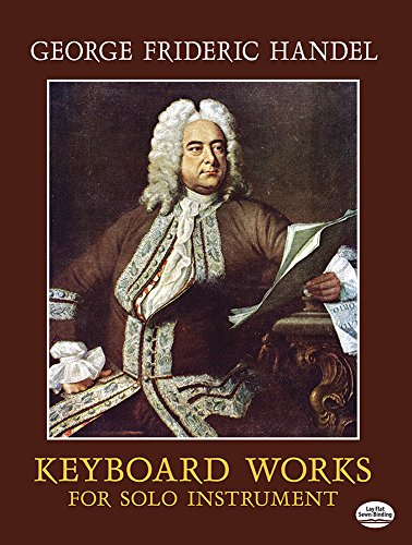 Keyboard Works for Solo Instrument [Lingua inglese]