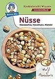Nüsse: Macadamia, Haselnuss, Mandel