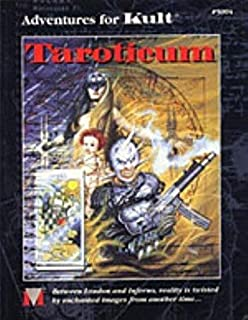 Taroticum: Where London meets inferno (Adventures for Kult)