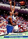 Shaquille O'Neal 1992-93 Fleer Unsigned Rookie Card - Basketball Slabbed Rookie Cards. rookie card picture