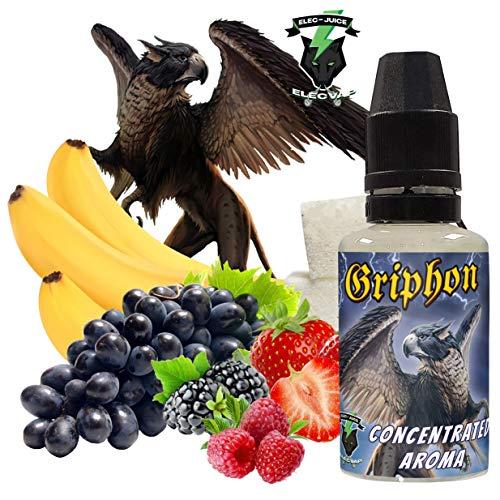 Aroma Concentrado GRIPHON   30ML   ElecVap   Sin Nicotina: 0MG   E-Liquido para Cigarrillos Electronicos - E Liquidos para Vaper
