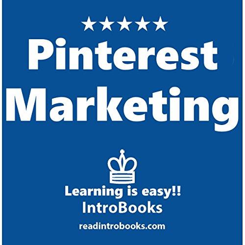Pinterest Marketing audiobook cover art