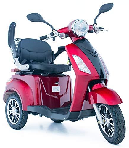 Green Power - Patinete eléctrico de movilidad (900 W, 3 ruedas, incluye...