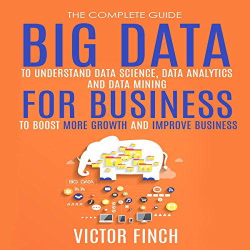Big Data For Business cover art