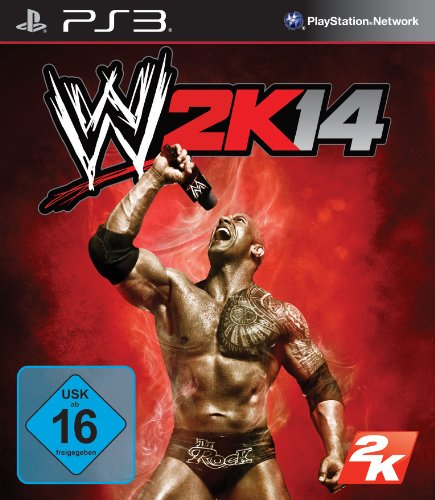WWE 2K14 [import allemand]