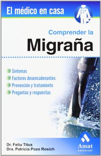 Comprender la migraña (El Medico En Casa (amat))