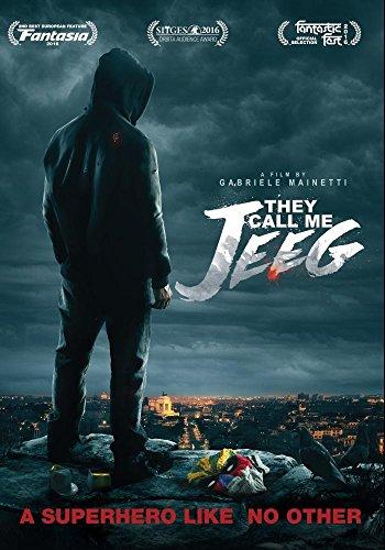 They Call Me Jeeg (Lo Chiamavano Jeeg Robot)