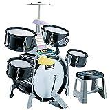 ドラムセット 子供用 キッズドラム 初心者用 ジャズドラム おもちゃ 1歳〜3歳〜6歳 太鼓 早期教育 音楽玩具 ドラム 打楽器 知育玩具 初級学習 組み立て簡単 生日プレゼント(jbm)