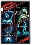 4 Film Favorites: Thrillers (Dreamcatcher, Ghost Ship,...