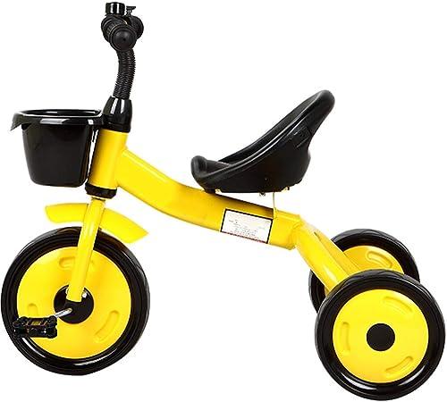 Axdwfd Kinderfürr r Kinder Dreirad Bikes 2-6 Jahre alt Geburtstagsgeschenk Baby fürrad Gewicht 25kg
