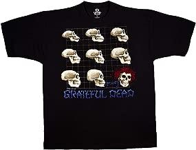 Liquid Blue Men's Grateful Dead Evolution Short Sleeve T-Shirt