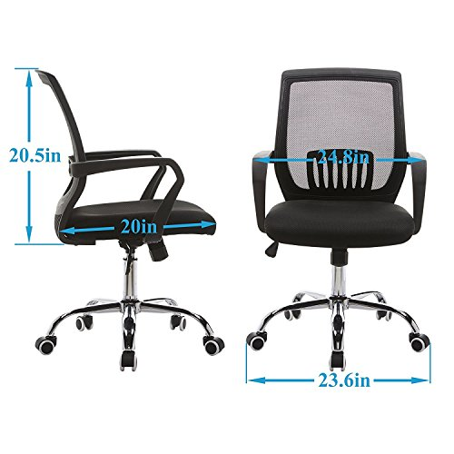 Vecelo Mesh Office Chair