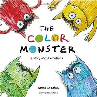 monster story book