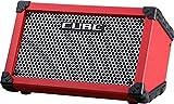 BOSS Cube Street - Amplificador de guitarra, color rojo