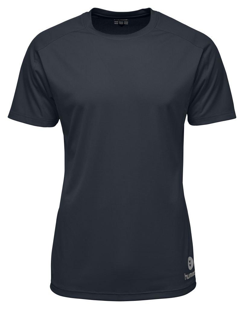 Hummel Herren Runner SS Tee T-Shirt, Nasturtium, XL