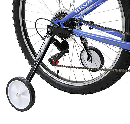 Ammaco. 18'-24' Wheel Kids Bike Bicycle Balance Training Aid Stabilisers...