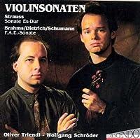 R.Strauss;Sonata E Flat Maj
