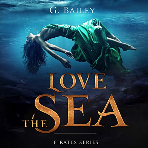 Love the Sea audiobook cover art