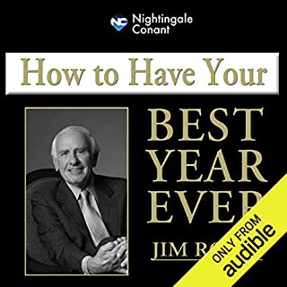 How To Have Your Best Year Ever cover art