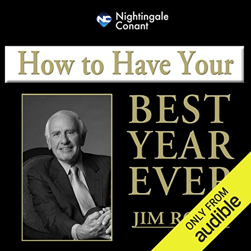 How To Have Your Best Year Ever audiobook cover art