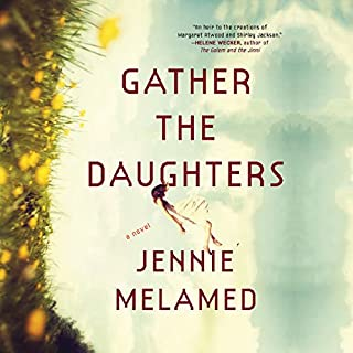 Gather the Daughters audiobook cover art