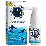EarPro Ohrenspray gegen Beschwerden durch eingeschlossenes Wasser I Vor dem Tauchen Schwimmen &...