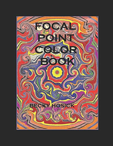 FOCAL POINT COLOR BOOK