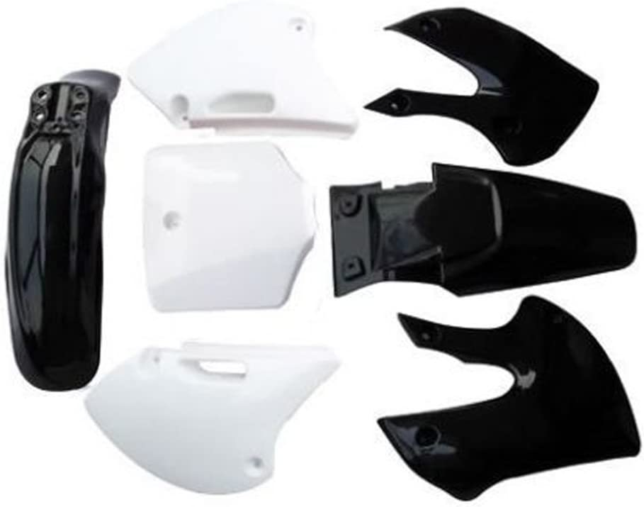 WOHMOTO Motorcycle Plastic Body Fender Fairing Dirt Bike Max 90% OFF Kit Max 57% OFF For