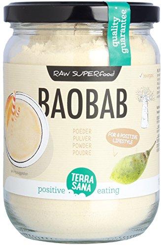 Terrasana - Bio Baobab Pulver - 190g