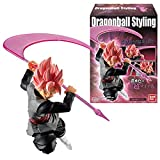 Figura De Anime Dragon Ball Z Goku-Black 17Cm, Estilo Super Saiyan Rose Goku-Black PVC Modelo Muñeca...