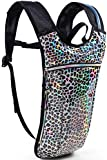 Hydration Backpack - Light Water Pack - 2L Water Bladder Included for Running, Hiking, Biking,...