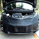 Konnfeir フェンダーカバー フェンダーマット 自動車整備 保護カバー 3枚セット メンテナンス用 自動車用 マグネット付 保護マット 傷付き防止 カバー (3枚セット)
