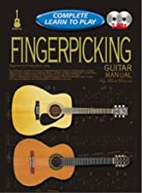 CP69236 - Progressive Complete Learn to Play Fingerpicking Guitar Manual