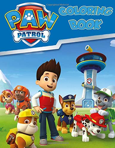 Paw Patrol 39 Coloring Page - Free Coloring Pages Online | Paw ... | 500x387