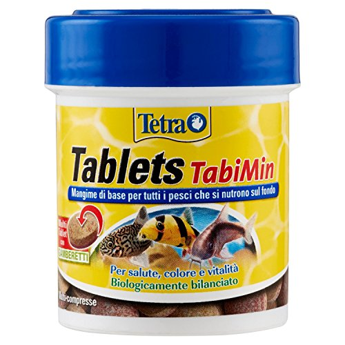 Tetra Tablets TabiMin Lot de 120 tablettes 49 g