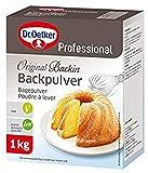 Dr. Oetker Professional Backpulver Original Backin, 1er Pack (1 x 1,5 kg) -