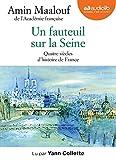 Un fauteuil sur la Seine - LIVRE AUDIO 1CD MP3