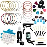 LOMEVE Guitar Accessories Kit...