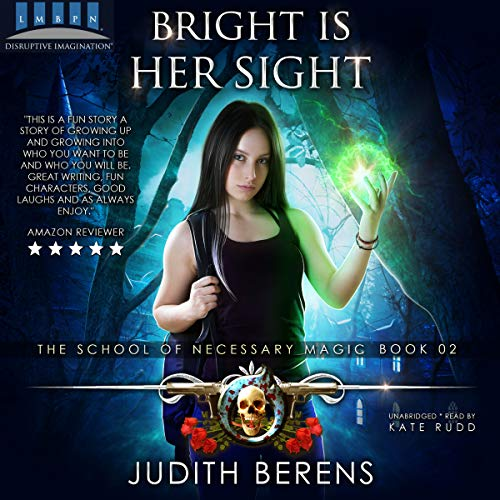 Bright Is Her Sight audiobook cover art