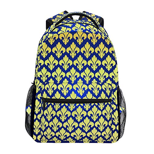 DEZIRO Royal Background laptop rugzak School pack