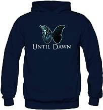 Tommery Women's Until Dawn Horror Game Long Sleeve Sweatshirts Hoodie