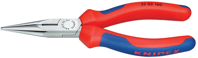 解放するいま反逆クニペックス KNIPEX 2502-160 ラジオペンチ (SB)